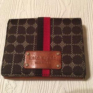 Vintage Kate Spade Wallet Billfold